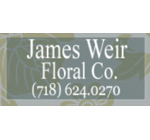 Logo for James Weir Florist