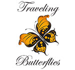 Logo for Traveling Butterflies