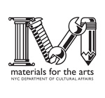 Logo for Materials for the Arts