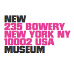 Logo for New Museum